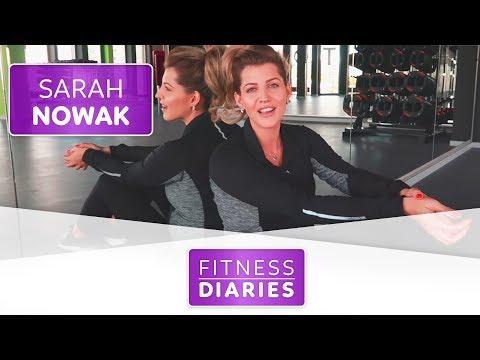 Das Leben als schwangere Fitnessbloggerin | Sarah Nowak | Folge 12 | Fitness Diaries
