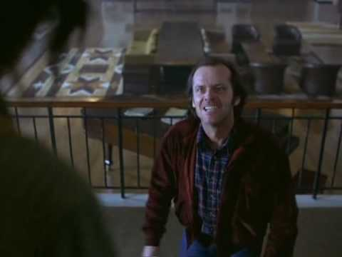 The Shining - The Sitcom (Seinfeld Style)