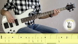 Bon Jovi It S My Life Bass Cover With TABS