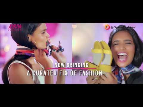 Nykaa BeautytoFashion for App store