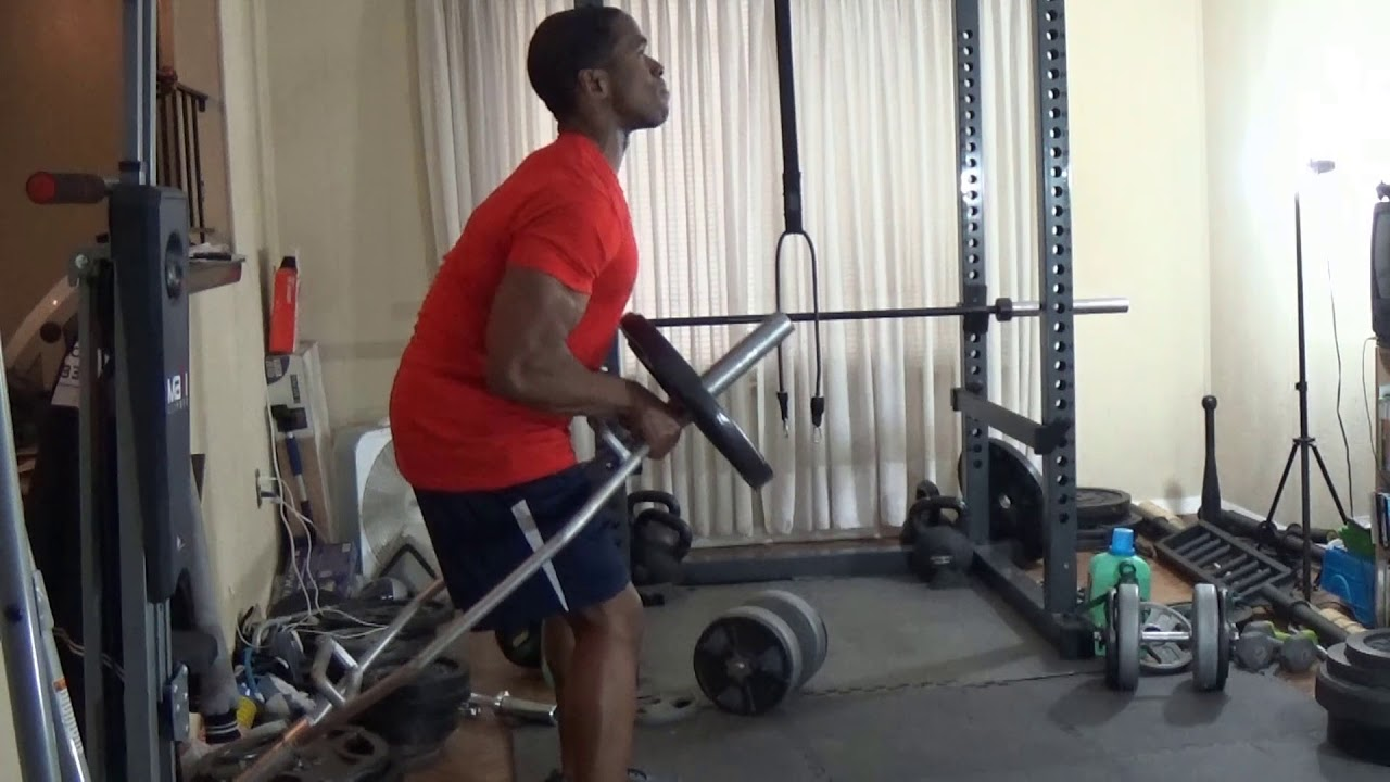 How To Do Hex Bar Landmine Rows