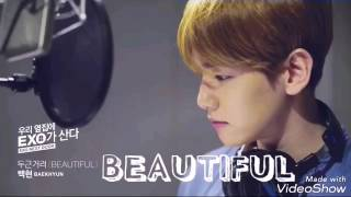 SUB INDO BAEKHYUN EXO BEAUTIFUL