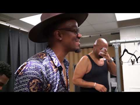 """Anthony Hamilton joins Charlie Wilson's """"In It to Win It"""" Tour - Week Two"""
