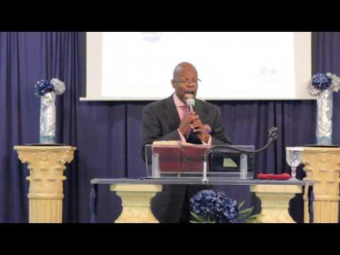 """Overseer & Pastor Ronnie K. Hillman """"It"""