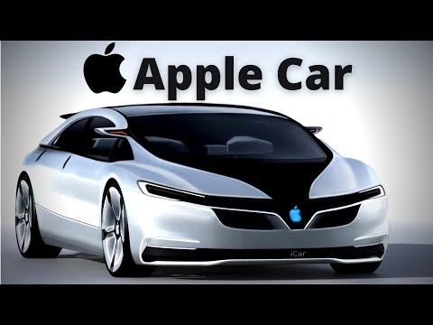 Meet Apple's Newest Invention: The Apple Car