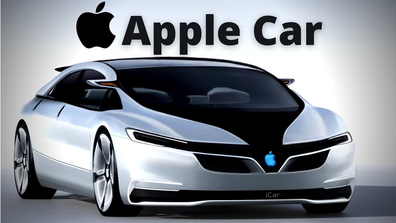Meet Apple's Newest Invention: The Apple Car - YouTube