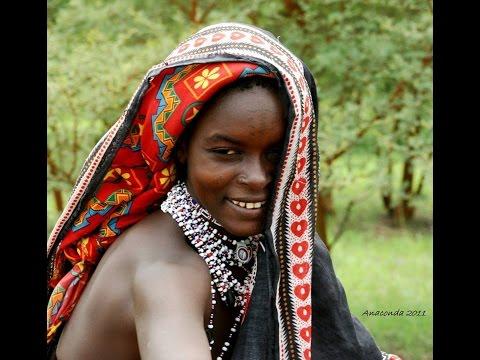 Fulani tribe found in South Sudan - English subtitles