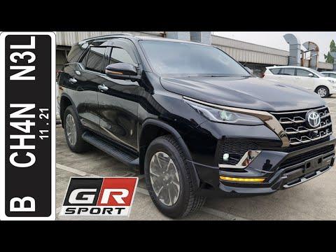 In Depth Tour Toyota Fortuner GR Sport Diesel [AN150] Facelift - Indonesia