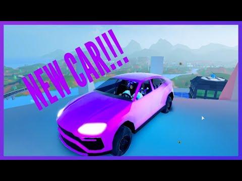 Download NEW SURUS CAR IN JAILBREAK!!!