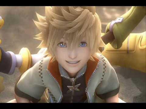 Kingdom Hearts II - Roxas Theme [EXTENDED]