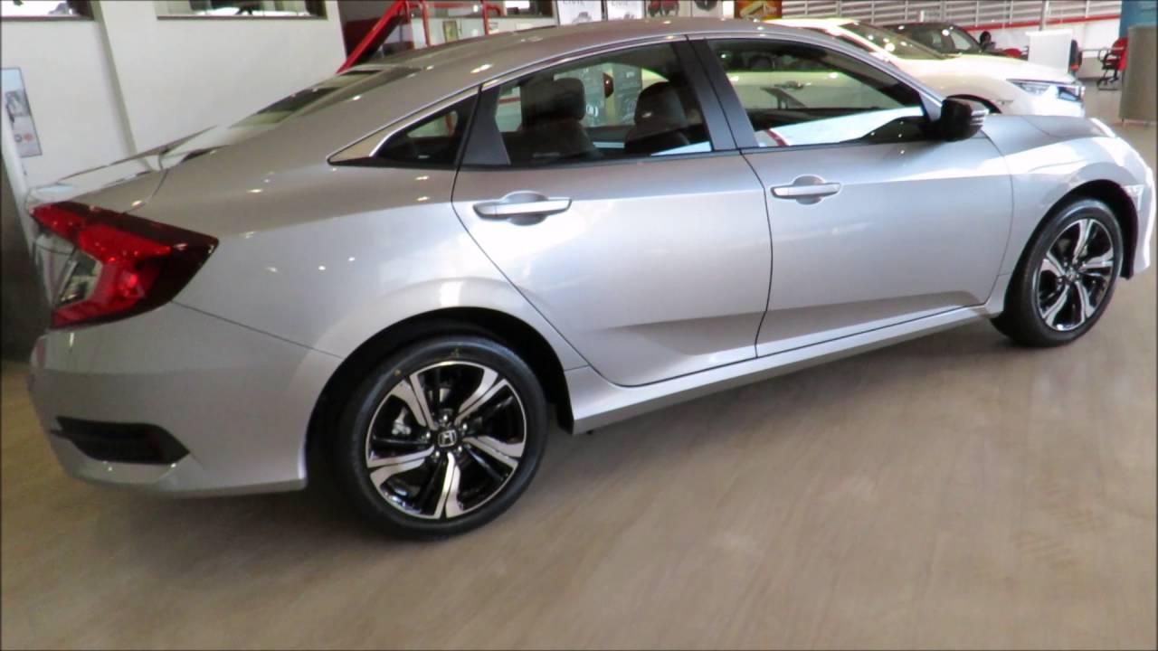 Honda Civic 2017 (Ger 10): defeitos, consumo, preço e detalhes - www.car.blog.br - YouTube