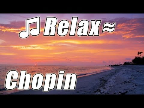 Slow Classical Piano Song #5 CHOPIN, PRELUDE No. 15 RAINDROP Relaxing Classical Music for studying