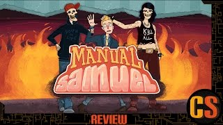 MANUAL SAMUEL - PS4 REVIEW (Video Game Video Review)