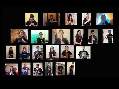 TTCA online recital 2020 pieces order
