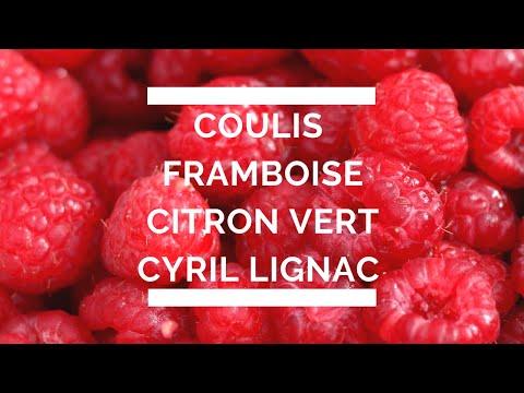 recette-de-coulis-framboise-citron-vert-par-cyril-lignac