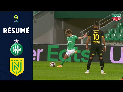 St. Etienne Nantes Goals And Highlights