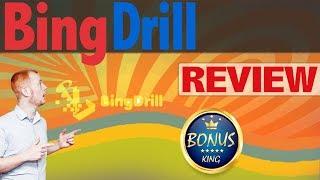 BingDrill Review With Demo And Mega Bonuses