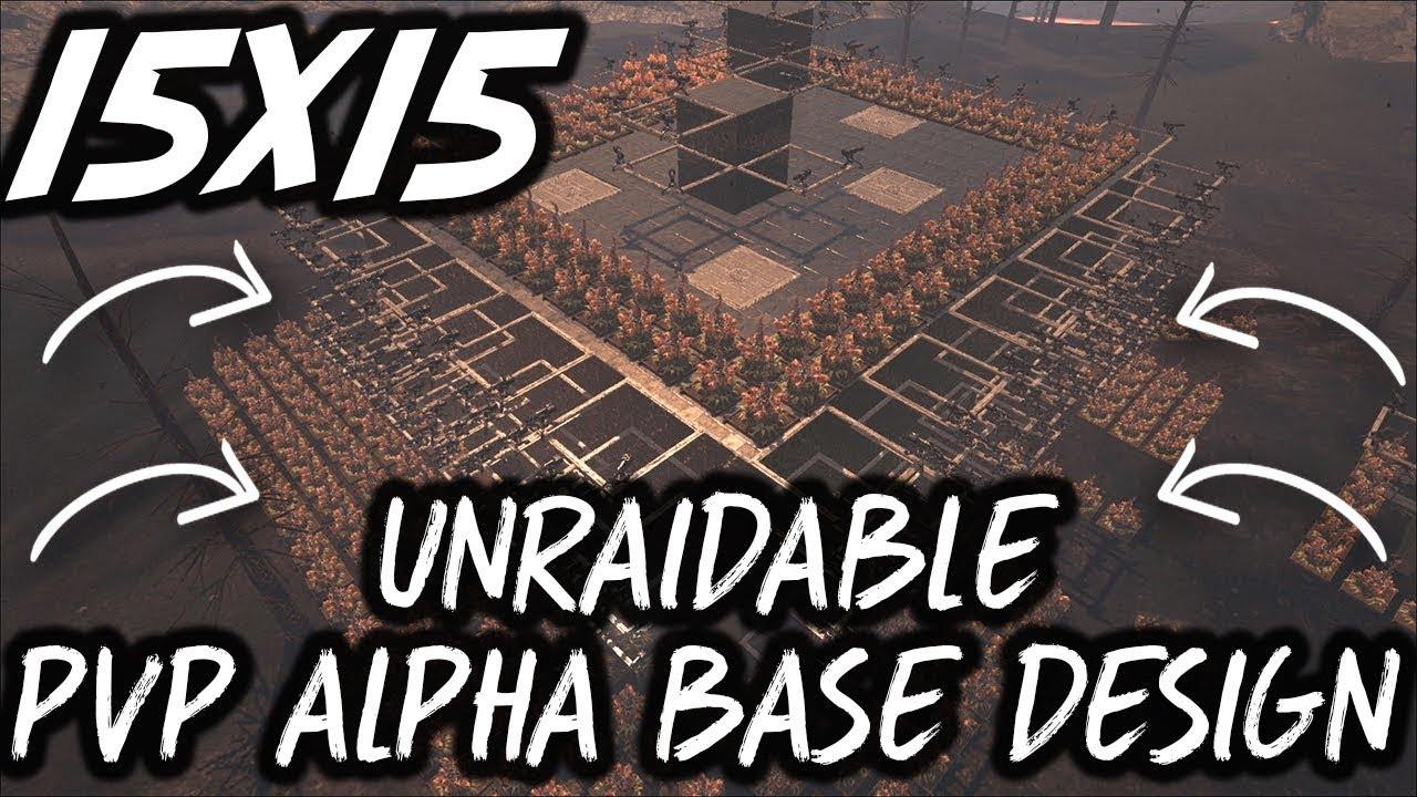 Ark insane 15x15 pvp base design alpha base designunraidable ark insane 15x15 pvp base design alpha base designunraidabletutorialpart 1 malvernweather Images