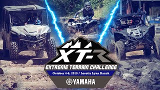 The Ultimate Off-Road Adventure of 2019 ‖ Yamaha XTReme Terrain Challenge