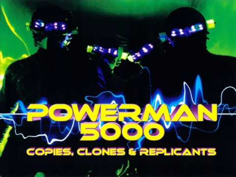 Powerman 5000 - Copies,Clones And Replicants (2011) [Full Album]