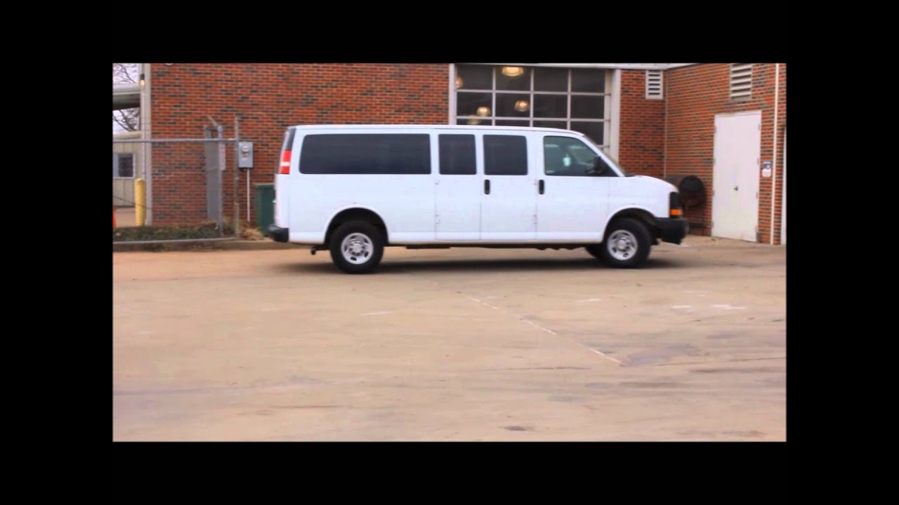 2010 chevrolet express 3500 ls extended van for sale sold at auction february 25 2015
