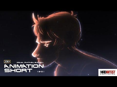 "2D Animated Short Film ""TZADIK""- Fantastic Spiritual Animation by Oriel Berkovits"