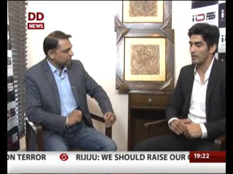 DD News Exclusive: Interview with Boxer Vijender Singh
