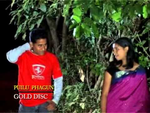 Santali ♥Love♥ Songs 2015 || Puilu Phagun || Santali Hit Romantic Song || Gold Disc