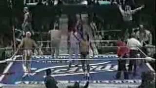 AAA vs CMLL