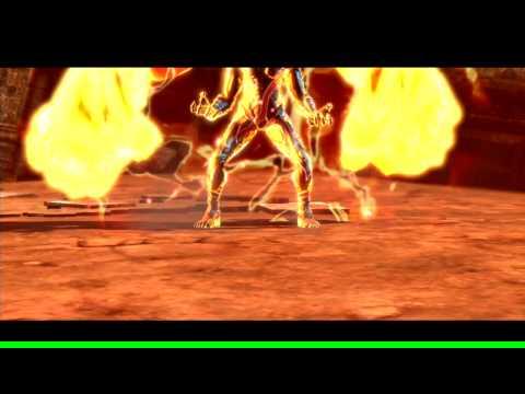 Asura's Wrath Berserker Mode