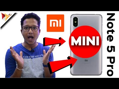 Xiaomi Redmi Note 5 Pro Mini Coming Soon   Detailed Specification And More   Data Dock