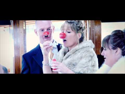 Lodore Falls Hotel Wedding with Derwent Water Boat Trip