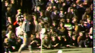 Newcastle v Arsenal, 9th September 1972, Division 1