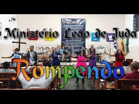 Rompendo (Coreografia) - Ministério Leão de Judá IEQTB