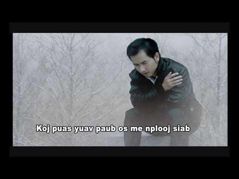 Snow Los Nco Nco koj  (Music Video WHIT lyrics )by LeeKong Xiong thumbnail