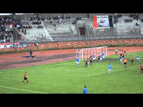FK Sloboda Tuzla 1 - 0 FK Radnički Lukavac