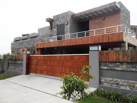 2 Kanal Contemporary House Design | 1000 sq Yd House