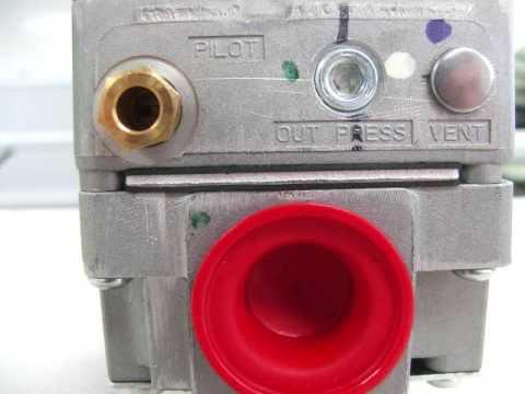 Universal Gas Valve presentation