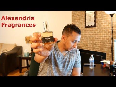 Alexandria Fragrances (in Arabic) تقييم مبدئي لدار عطور الأسكندرية