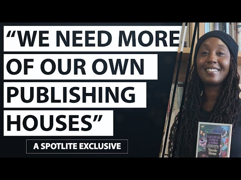 Sylvia Arthur on the state of Publishing & Distribution in Ghana
