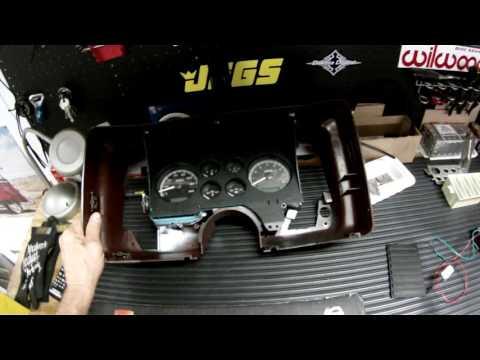 Dakota Digital Ls3 525 Swap 1 G body