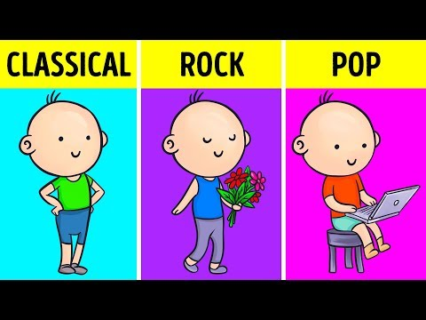 What Your Favorite Music Says About Your Personality