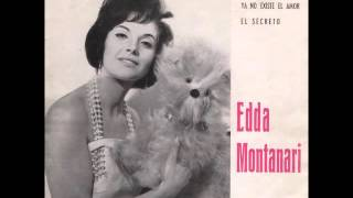 Edda Montanari - YA NO EXTISTE EL AMOR 1962