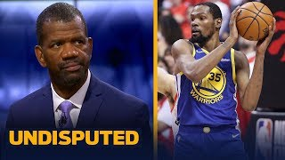 Download 'No KD, no title': Rob Parker says Warriors have no chance at title without KD | NBA | UNDISPUTED Mp3 and Videos