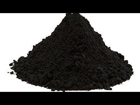 How To Make Activated Carbon From Charcoal