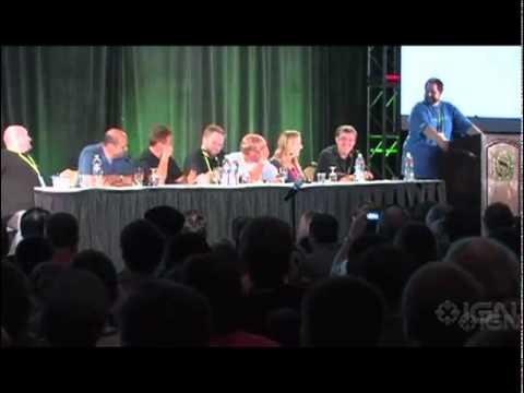 Steve Downes (Master Chief) Halo Fest, Voices