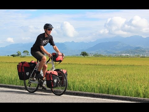 Bike Touring For Beginners - Full Interview with the Bicycle Touring Pro