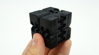 Impression 3D d'un Fidget Cube  La Anycubic i3 Mega sera-t-elle à la hauteur ?