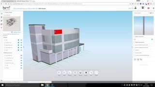 3D Modell Import über bim+