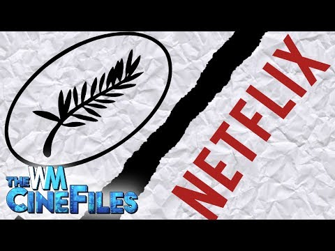 Netflix QUITS Cannes Film Festival After AntiStreaming Changes – The CineFiles Ep. 67